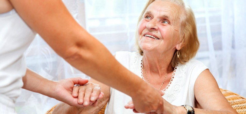 Elderly care and support volunteering
